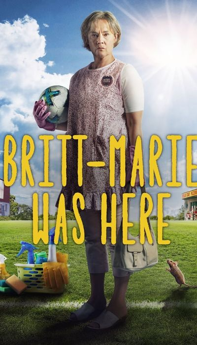 Britt-Marie Was Here movie
