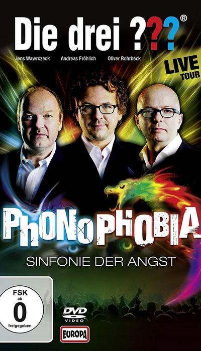 Die drei ??? LIVE - Phonophobia - Sinfonie der Angst movie