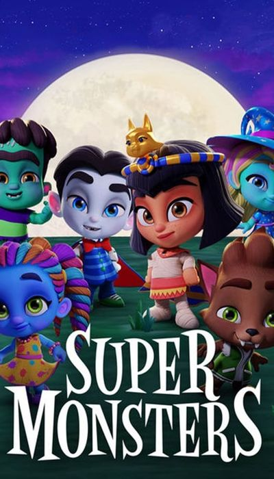 Super Monsters movie