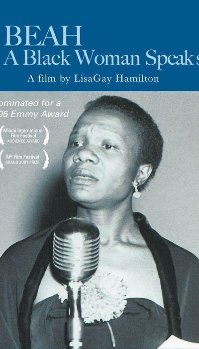 Beah: A Black Woman Speaks movie