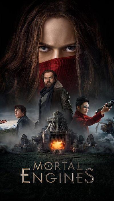 Mortal Engines movie