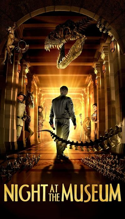 Night at the Museum movie