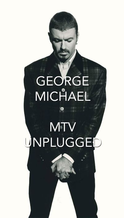 George Michael - MTV Unplugged movie