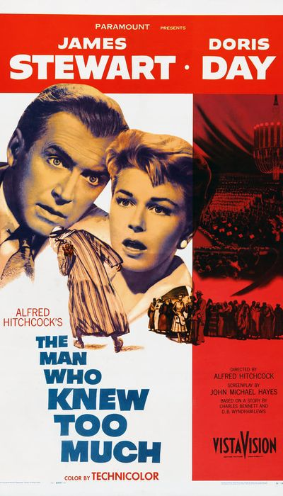The Man Who Knew Too Much movie