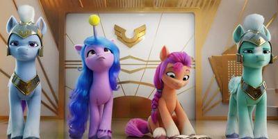 Voir My Little Pony Nouvelle Génération en streaming vf