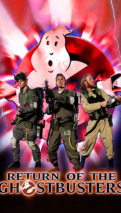 Return of the Ghostbusters movie