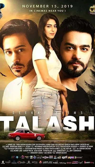 Talash movie