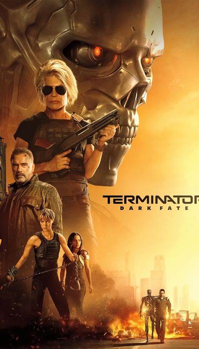 Terminator: Dark Fate movie
