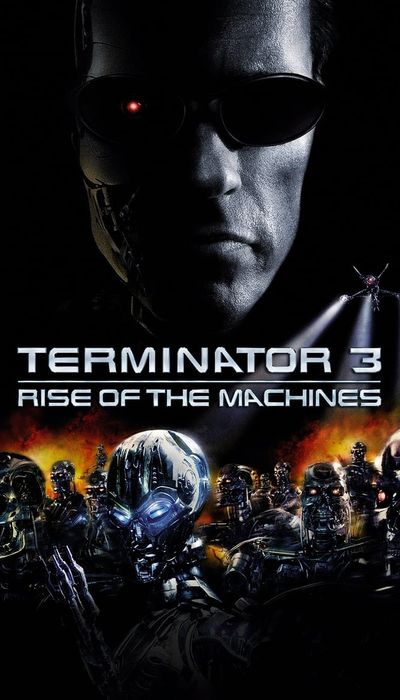 Terminator 3: Rise of the Machines movie