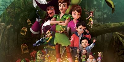 Voir Peter Pan: The Quest for the Never Book en streaming vf