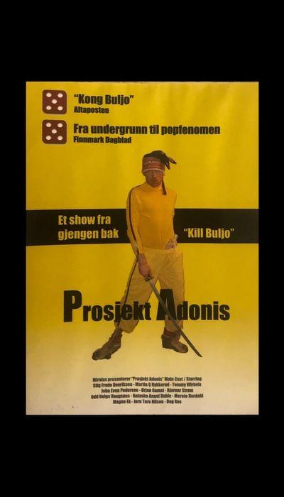 Prosjekt Adonis movie