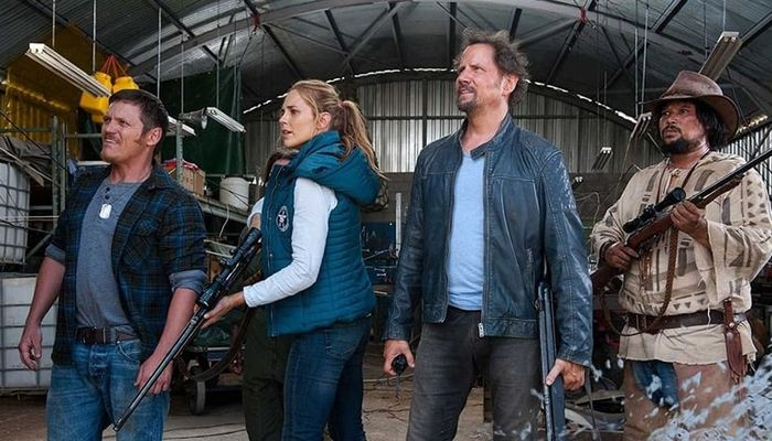 Tremors 6 - A Cold Day in Hell streaming vf