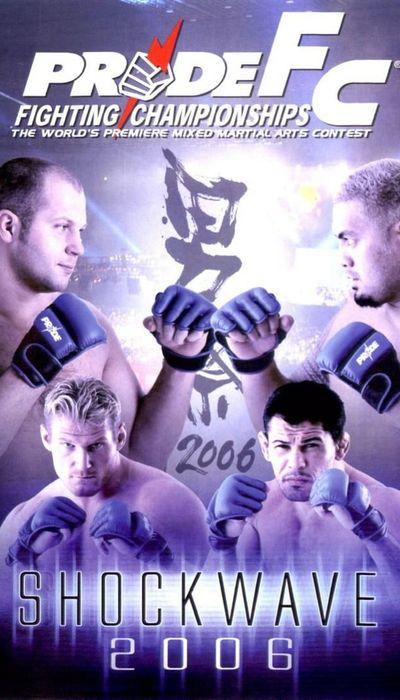 Pride Shockwave 2006 movie