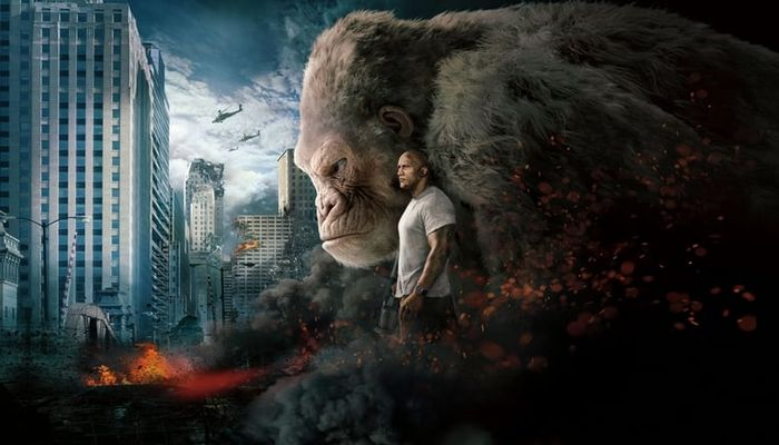 Rampage : Hors de contrôle streaming vf