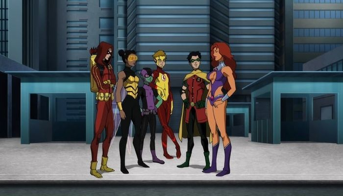 Teen Titans Le contrat Judas streaming vf
