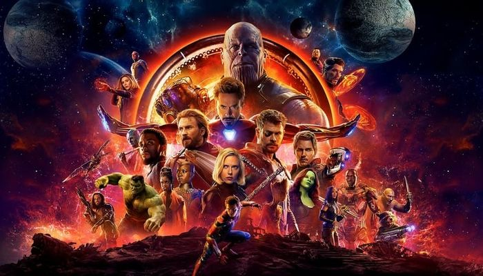 Avengers: Infinity War online