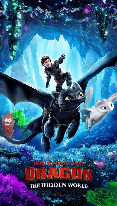 How to Train Your Dragon: The Hidden World movie