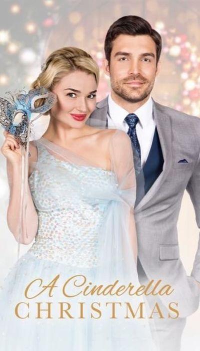 A Cinderella Christmas movie