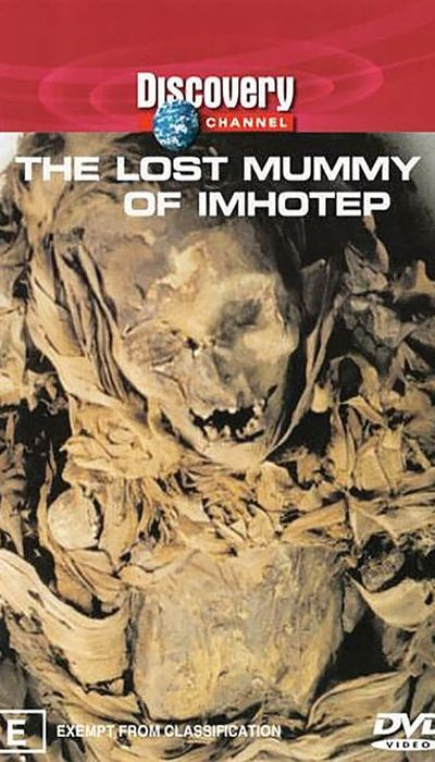 The Lost Mummy of Imhotep movie