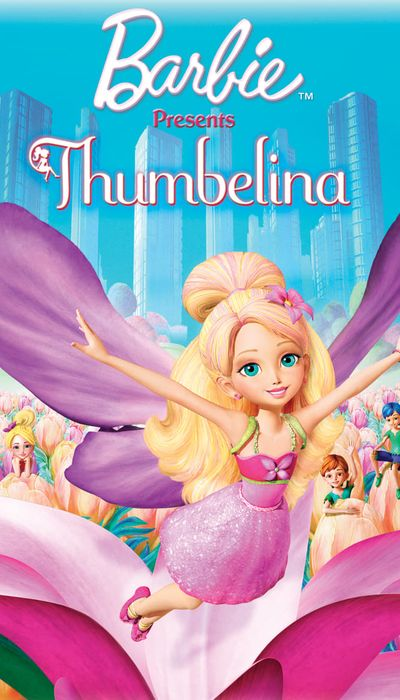 Barbie Presents: Thumbelina movie