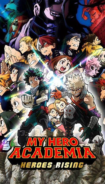 My Hero Academia: Heroes Rising movie
