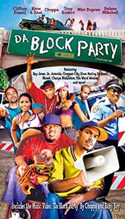 Da Block Party movie