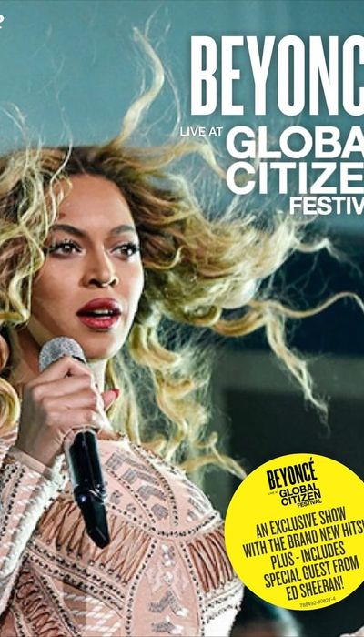 Beyoncé: Live At Global Citizen Festival 2015 movie