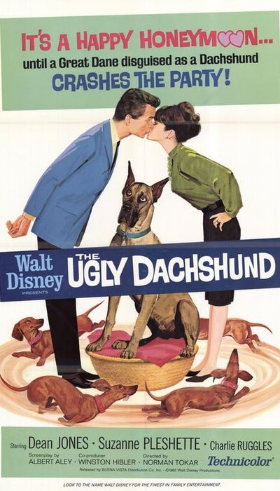 The Ugly Dachshund movie