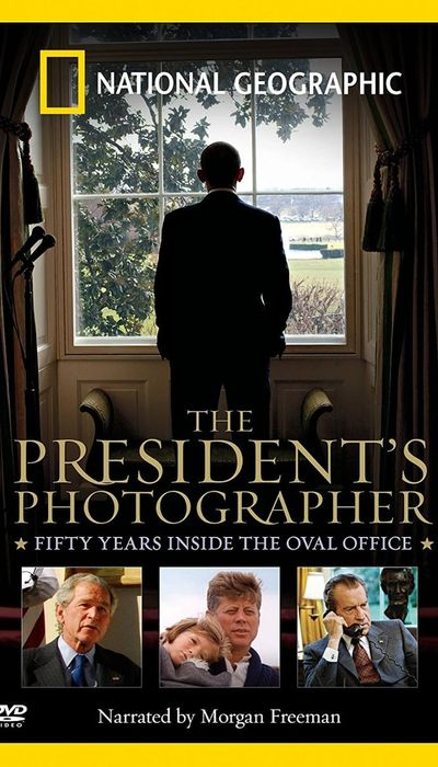The President's Photographer: Fifty Years Inside the Oval Office movie