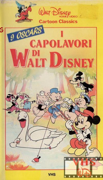 Academy Award Review of Walt Disney Cartoons movie