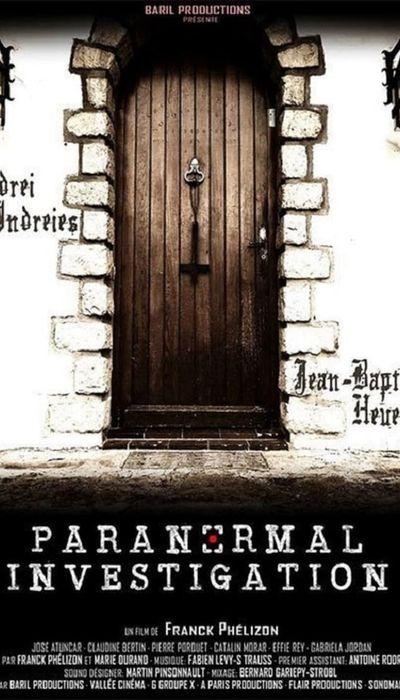 Paranormal Investigation movie