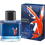 Perfume Playboy London Masculino Eau de Toilette 50ml