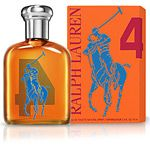 Perfume Polo Big Pony 4 Ralph Lauren Eau de Toilette Masculino 75 ml