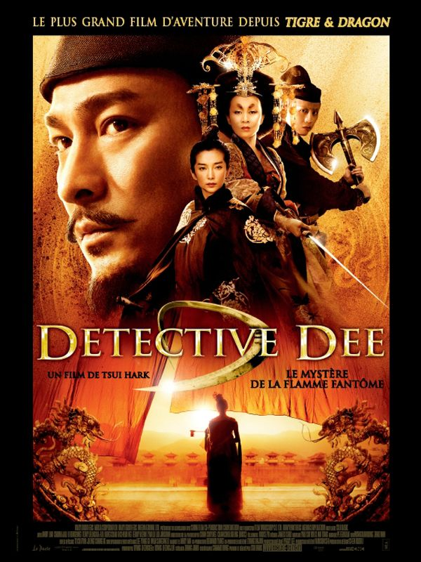 Detective Dee : Le mystère de la flamme fantôme streaming vf