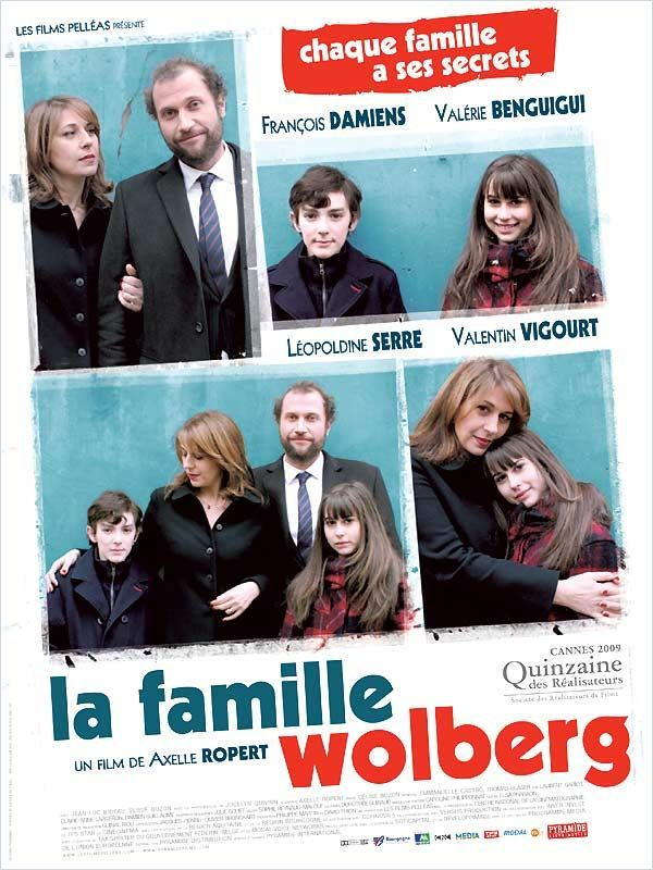 La Famille Wolberg streaming vf