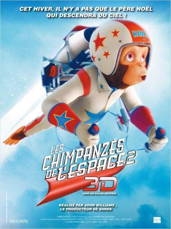 Les Chimpanzés de l'espace 2 streaming vf