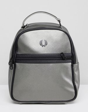 Fred Perry Backpack - Silver