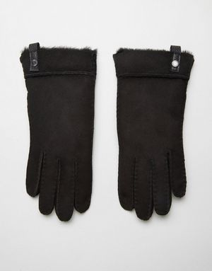 UGG Tenny Black Gloves - Black