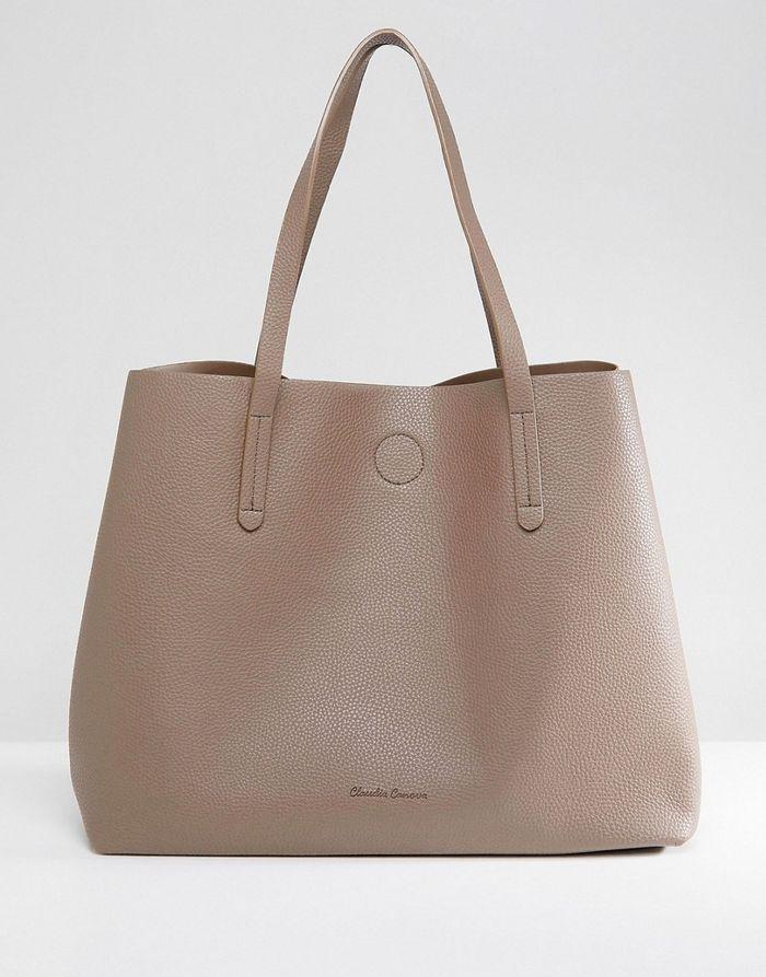 Claudia Canova Shopper Bag - Grey