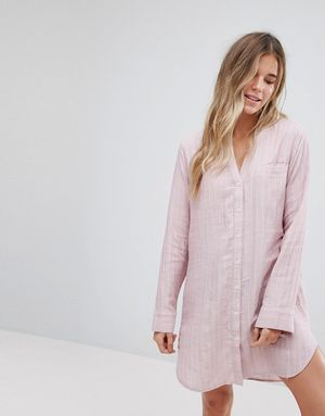 Ugg Pink Nightshirt Dress - Pink