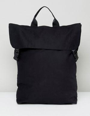 Weekday Square Backpack - Black