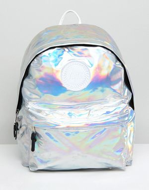 Hype Holographic Backpack - Multi