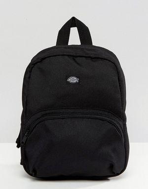 Dickies Mini Backpack in Black - Black