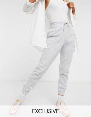 COLLUSION skinny jogger-Grey