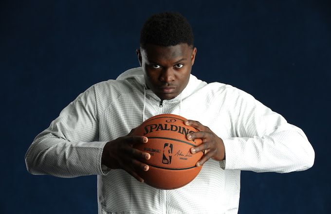 [從一而終?] 受到Kobe和Dirk的啟發, Zion Williamson希望一直效力鵜鶘