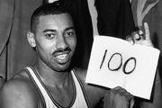 【56年前的今天 Chamberlain成為100分的男人】