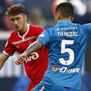 Zenit St. Petersburg 5:3 Lokomotiv Moscow