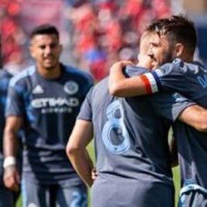 Toronto FC 2:3 New York City FC