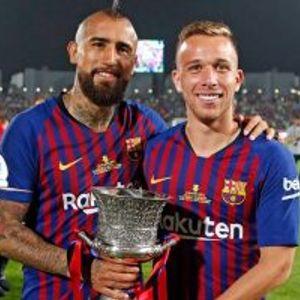 Sevilla 1:2 Barcelona