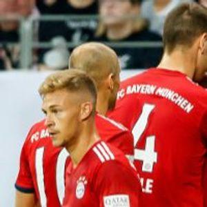 Eintracht Frankfurt 0:5 Bayern Munich